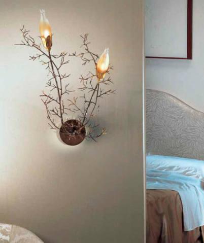 Lampada da parete/soffitto Erica 4061/APP2, sconto 50%, prezzo scontato 214,00 euro - 1 pezzo disponibile