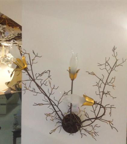 Lampada da parete/soffitto Erica 4061/APP3, sconto 50%, prezzo scontato 267,00 euro - 1 pezzo disponibile
