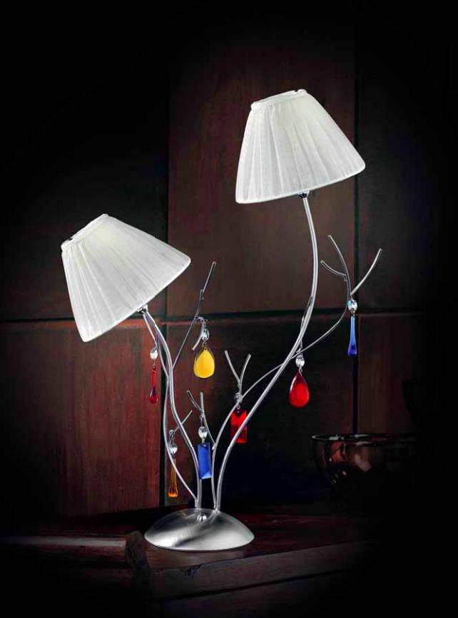 Lampada da comodino/tavolo Bon Ton 390/LG, sconto 50%, prezzo scontato 262,00 euro - 1 pezzo disponibile