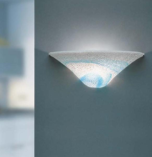 lampada da parete La Murrina Botticino/A Blu, sconto 50% - PRODOTTO ESAURITO