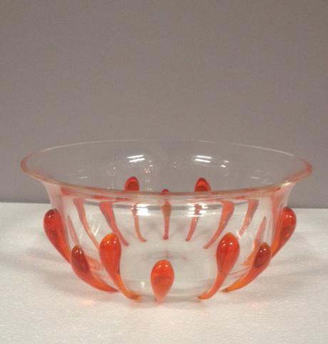 Coppa Impressioni Arancio, 1 pezzo disponibile, sconto 50%, prezzo scontato 186,00 Euro
