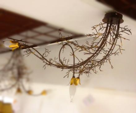 Lampada da soffitto Erica 4062/PL3, sconto 50%, prezzo scontato 372,00 euro - 1 pezzo disponibile