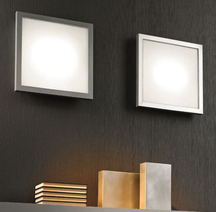 Applique Plafoniera Frame 71908 di Linealight, sconto 50%, 2 pezzi disponibili
