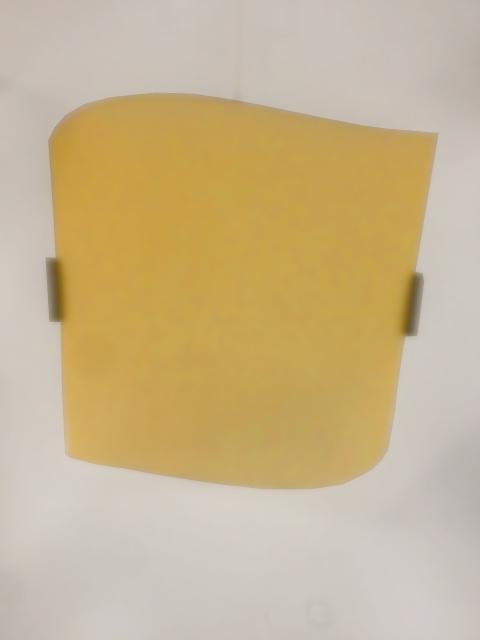 Lampada da parete Hugo AP ambra, sconto 50%, 1 pezzo disponibile