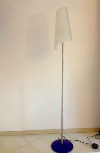 Lampada da terra Isabel, sconto 50%, 1 pezzo disponibile