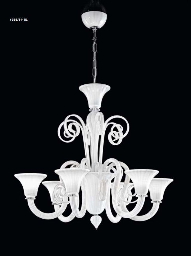 1388-6 lampadario classico - PRODOTTO ESAURITO