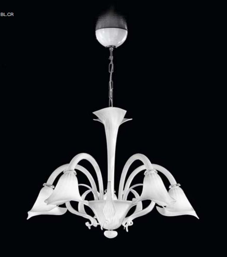 1479-5 lampadario classico di Sylcom