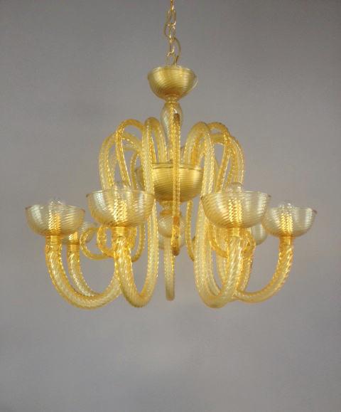 Lampadario classico Vienna di Barovier&Toso, sconto 50%, 1 pezzo disponibile
