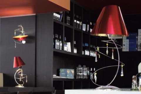 Vertigo 460 LG e LP di LAMP - SU LUMI PICCOLI PROMOZIONE META' PREZZO