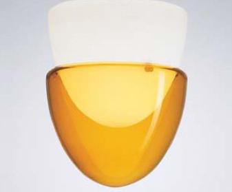 lampada da parete La Murrina Phoenix A Ambra, sconto 50% - 1 pezzo disponibile