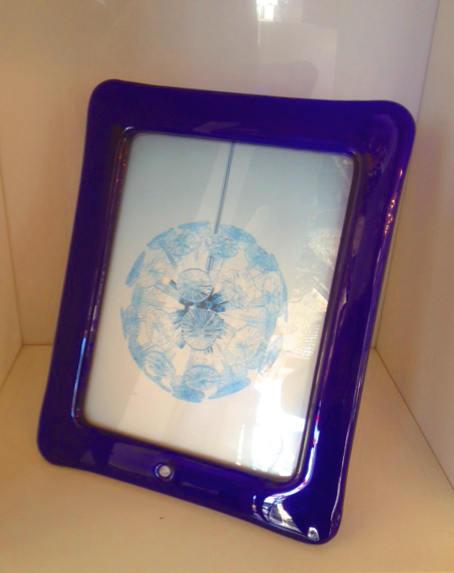 Porta Ritratti Immagine blu, 1 pezzo disponibile, sconto 50%, prezzo scontato 97,60 Euro