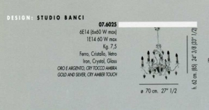 07.6025 di BANCI Image 1