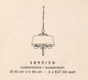 1895 3s di LAM EXPORT Image 1