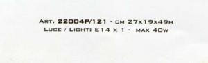 22004p-121 di MANGANI Image 1