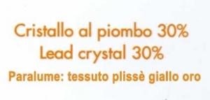 PRODOTTO ESAURITO - 911 LG e LP di MAGARELLI LIGHTING Image 1