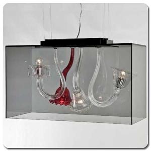 Curiosity Cabinet di A V MAZZEGA, 6 luci, sconto 50%, 1 pezzo disponibile Image 2