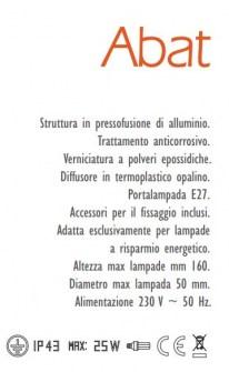 PRODOTTO ESAURITO - Abat 486-16 di SOVIL Image 2