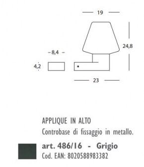 PRODOTTO ESAURITO - Abat 486-16 di SOVIL Image 1