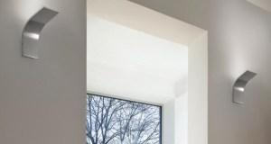 Lampada da parete App 1.0.36 Alluminio Lucido, sconto 50%, 1 pezzo disponibile Image 1