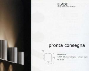 Blade di DE MAJO - PROMOZIONE META' PREZZO Image 1