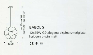 Babol S di  DE MAJO Image 1