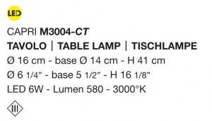 Capri Led M3004 di MICRON Image 1
