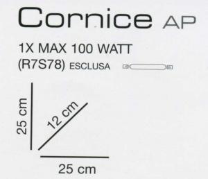 PRODOTTO ESAURITO - Cornice AP di ICONE MINITAL Image 1