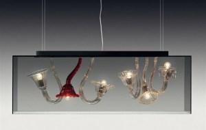 Curiosity Cabinet di A V MAZZEGA, 6 luci, sconto 50%, 1 pezzo disponibile Image 0