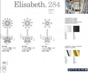 Elisabeth LP 6/284 di SILLUX Image 1