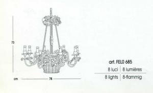 Felo 685 di CHELINI - PRODOTTO NON DISPONIBILE Image 1