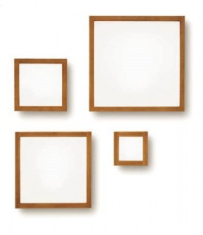 Applique Plafoniera Frame 71910 di Linealight, sconto 50%, 2 pezzi disponibili Image 0