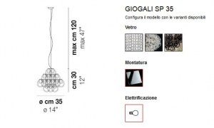 Giogali SP 60 di VISTOSI Image 2