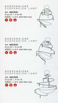 Vertigo 460 di LAMP - PRODOTTO ESAURITO Image 1