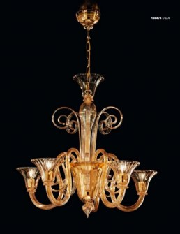 1388-5 lampadario classico di Sylcom Image 0