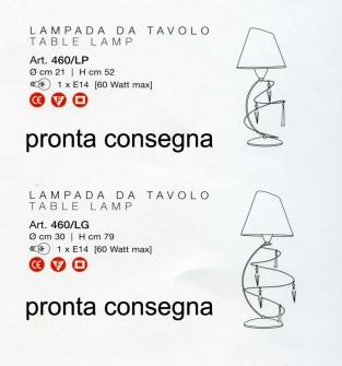 Vertigo 460 LG e LP di LAMP - SU LUMI PICCOLI PROMOZIONE META' PREZZO Image 1