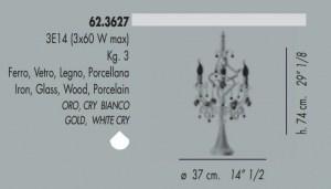 lume classico 63.3627 di Banci Image 1