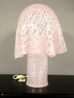 Lume La Murrina Macrame P40 Rosa, sconto 50% - prodotto esaurito Image 0
