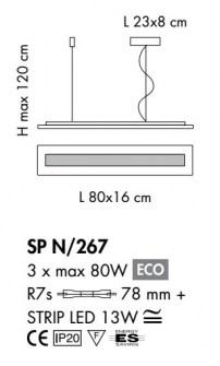 Malè SP N 267 di SILLUX Image 1