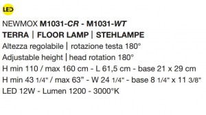 Newmox Led M1031 di MICRON Image 1