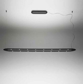 Sospensione moderna a led O Line di Linealight MA e DE, 1 pezzo disponibile Image 0