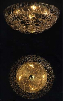 Legàmi 500/PL ambra  di LAMP - SU PL 60 PROMOZIONE META' PREZZO Image 0