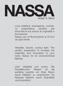 sospensione moderna led Nassa di Cattaneo Image 4