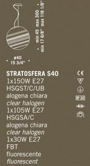 Stratosfera S di DE MAJO Image 1