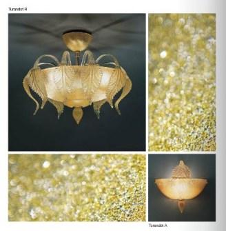 Turandot S di LA MURRINA- S50 graniglia oro Image 1
