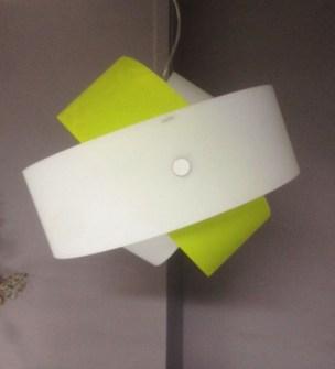Sospensione moderna Tourbillon S L9632 verde, sconto 50%, 1 pezzo disponibile Image 0