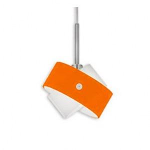 PRODOTTO ESAURITO - Sospensione moderna Tourbillon SP arancio, sconto 50% Image 0