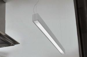 Sospensione moderna Toy L1637.60 acciaio inox lucido, sconto 50%, 1 pezzo disponibile Image 0