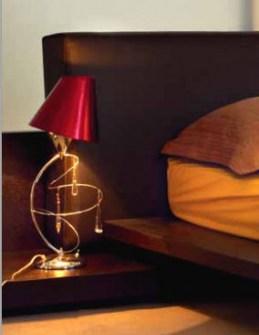 Lampada da Comodino Vertigo 460/LP,  sconto 50%, prezzo scontato 253,76 euro - 2 pezzi disponibili Image 1
