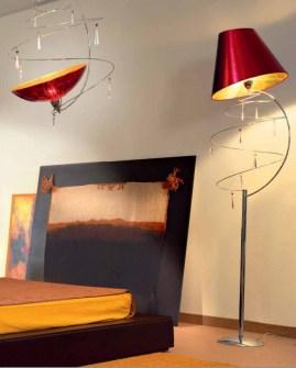 Lampada da Terra Vertigo 460/LT, sconto 50%, prezzo scontato 882,67 euro - 1 pezzo disponibile Image 1