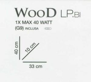 Wood LP di ICONE MINITAL - PRODOTTO ESAURITO Image 1